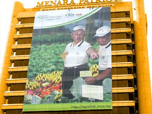 Building Wrap - Kementerian Pertanian